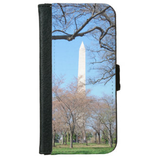iPhone 6 Wallet Case - Washington Monument in DC