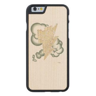 iPhone 6 wooden matchstick lightning case