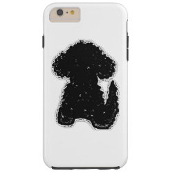 Case-Mate Barely There iPhone 6 Plus Case with Labradoodle Phone Cases design