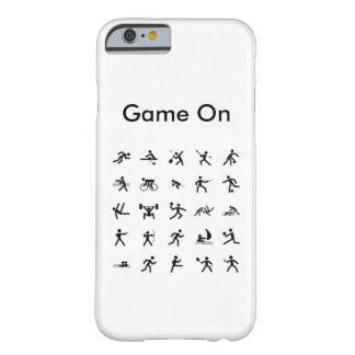 IPhone 6s Game On Sports Case. Barely There iPhone 6 Case