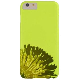 iPhone 6s más momia del amarillo del caso Funda Para iPhone 6 Plus Barely There