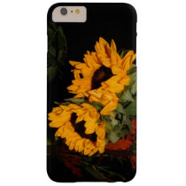 iPhone 6s Plus Case Sunflowers