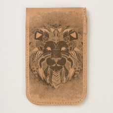 IPhone 7 6/6s leather pouch