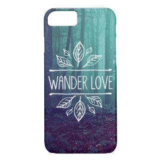 iPhone 7 & 6s -Wander Love iPhone 8/7 Case