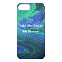 iPhone 7/8 case : waves