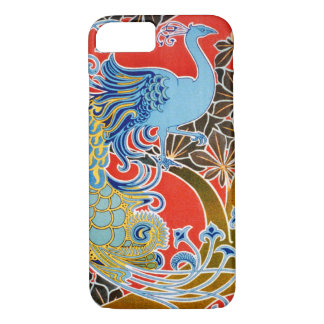 iPhone 7 Art Nouveau Peacock iPhone 8/7 Case