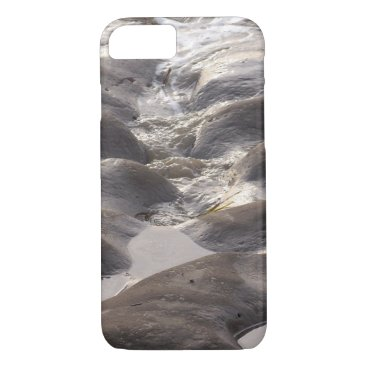 Beach Themed iPhone 7, Barely There-Bedrock Beach iPhone 7 Case