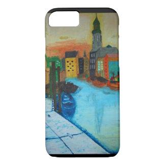 iPhone 7, Barely There - Decor: Hamburg Fleet iPhone 8/7 Case