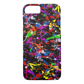 iPhone 7, Barely There/Splatter iPhone 8/7 Case