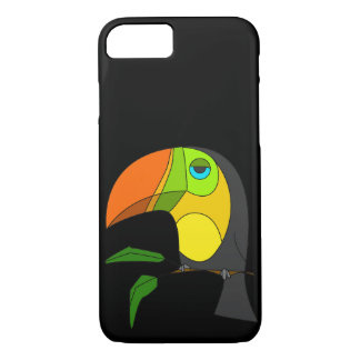 iPhone 7, Barely There Toucan Funda iPhone 7