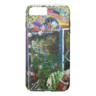 iPhone 7+ Bowling Ball House Painting iPhone 8 Plus/7 Plus Case