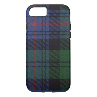 iPhone 7 case Armstrong Ancient Tartan