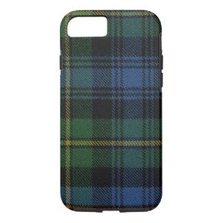 iPhone 7 case Baillie Ancient Tartan Case