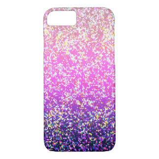 iPhone 7 Case Balery There Glitter Graphic