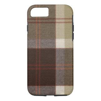 iPhone 7 case Bannockbane Tartan Case