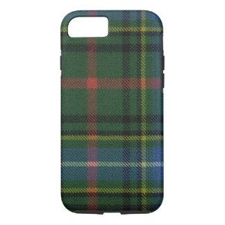 iPhone 7 case Bisset Ancient Tartan Case