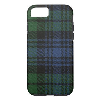 iPhone 7 case Black Watch Ancient Tartan Case