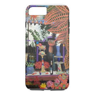 iPhone 7+ case Bowling Ball House Painting