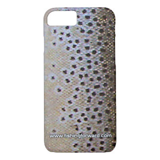 iPhone 7 case -Brown Trout