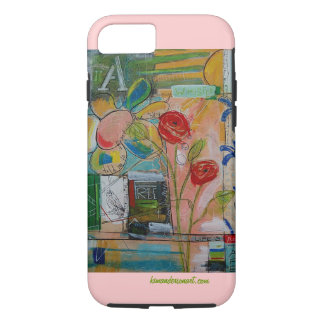 iPhone 7 case by Kim Anderson Art