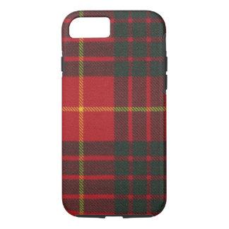 iPhone 7 case Cameron Clan Modern Tartan