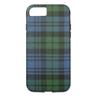 iPhone 7 case Campbell Ancient Tartan Case