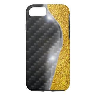 iPhone 7 case Carbon Gold change image
