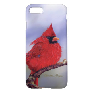 "iPhone 7 Case ""Cardinal"" by Camille Engel"