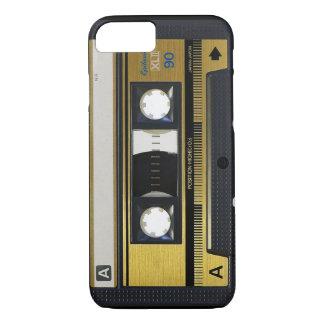 iPhone 7 case Cassette Tape Old School Retro