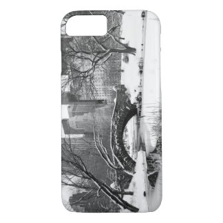 iPhone 7 Case - Central Park New York in Winter