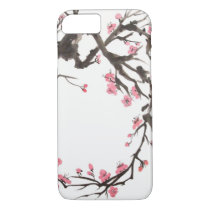 iPhone 7 case Cherry Blossom Branch