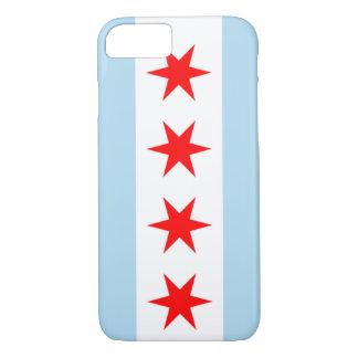 iPhone 7 case chicago flag phone case