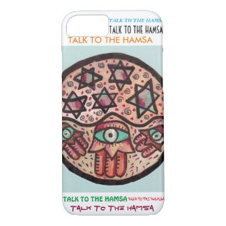 iPhone 7 case Circle Of Life Hamsa cell