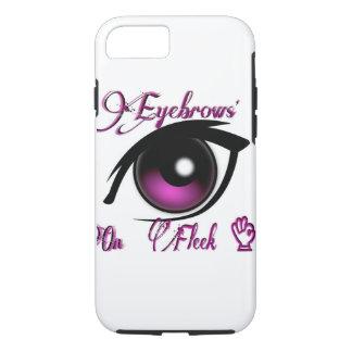 """""""iPhone 7 Case"""" Eyebrows On Fleek iPhone 7 Case"""