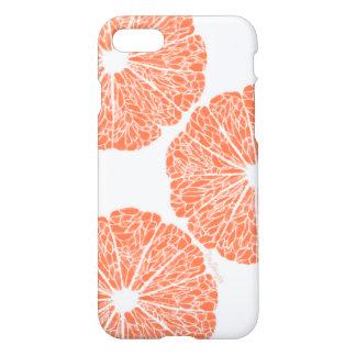 iPhone 7 Case - Grapefruit to Suit