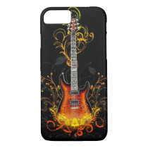 iPhone 7 Case-Guitar iPhone 7 Case