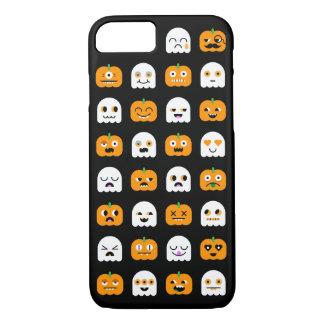 iPhone 7 Case: Halloween Pumpkins & Ghosts iPhone 8/7 Case