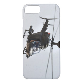 iPhone 7 case OH-58D SCOUT HELICOPTER