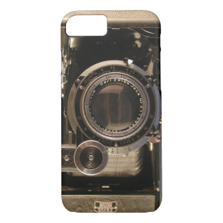 iPhone 7 case Old Camera Case Vintage Retro Design