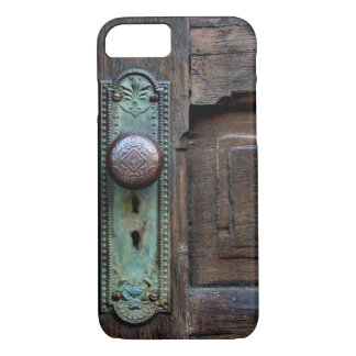 iPhone 7 case - Old Door Knob
