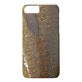 iPhone 7 case (SMALLMOUTH BASS)