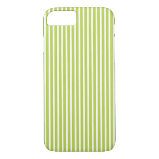 iPhone 7 case - Stripes Trend in Green