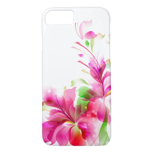 iPhone 7 Case-Tropical Floral Case-Mate iPhone Cas