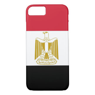 iPhone 7 case with Flag of Egypt