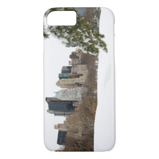 iPhone 7 - Central Park New York in Winter iPhone 7 Case