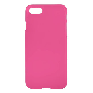 iPhone 7 Clearly™ Deflector Case Butternut Pink