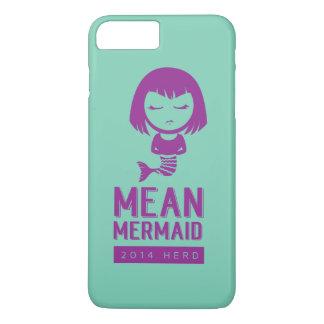 iPhone 7 Cool Design Case 2014 Mean Mermaid Herd