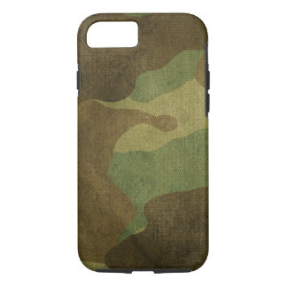 iPhone 7 cover, Tough - Camo iPhone 8/7 Case