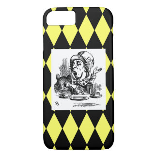 iPhone 7 Customize Mad Hatter Case