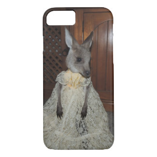 iPhone 7 de Joey del canguro Funda iPhone 7